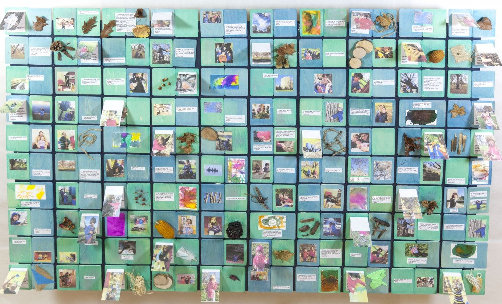 100 Moments of Blessing. Nursery-Kindergarten final project