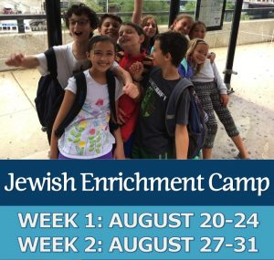 Enroll for both weeks of August Camp before April 15 and get $50 off!
