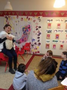 A Shorashim parent shares her story of הלל (hallel)